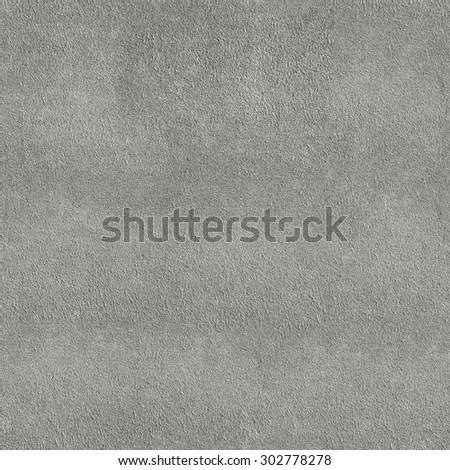 Wall concrete seamless detailed texture - stock photo