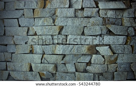 Wall of slate. Very high quality texture background