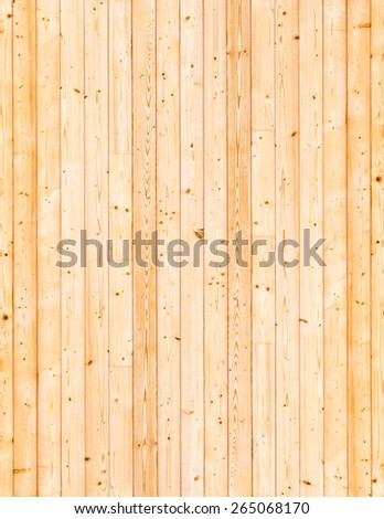 Wall paneling. Wooden abstract background - stock photo