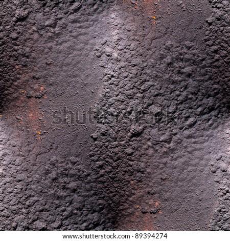 wall seamless texture metal iron grungy - stock photo