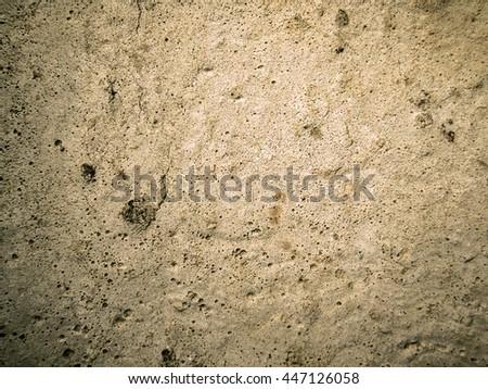 Wall stone. Close-up detailed photo - stock photo