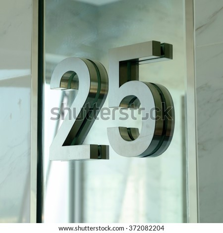 Wall texture number 25 - stock photo