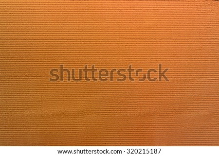 Wall texture Travertine orange Paint background.