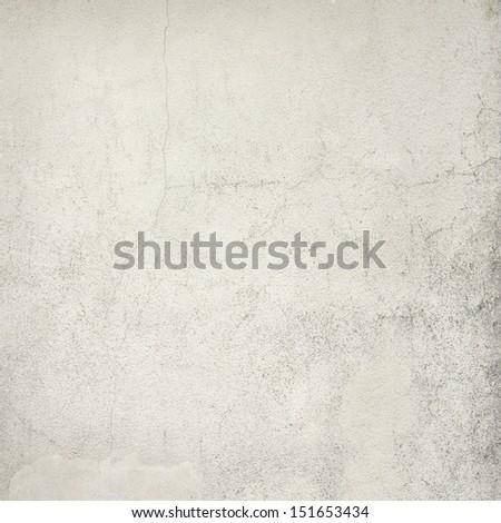 wall texture white background - stock photo