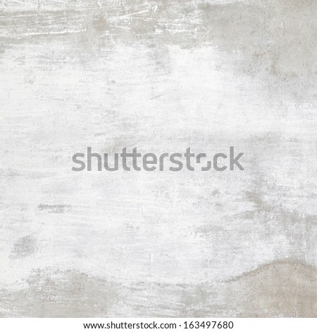 wall texture white background natural vignette - stock photo