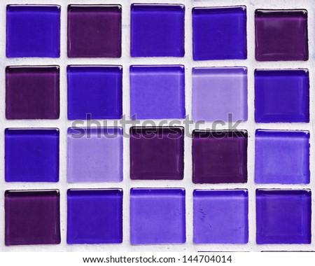 Wall tiles - stock photo