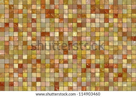 Wall tiles background - stock photo