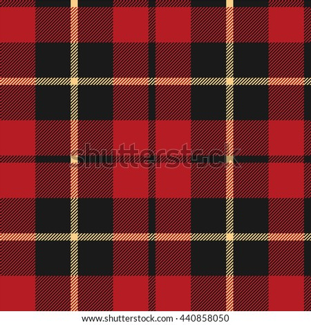 Wallace scottish tartan tileable wallpaper that repeats left, right, up and down