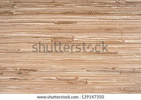 wallpaper grass cloth texture - stock photo