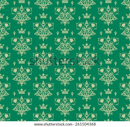 Wallpaper Green Color for Your design