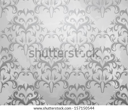 Wallpaper silk texture - stock photo