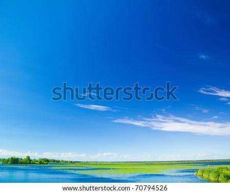 Wallpaper Water Lake - stock photo