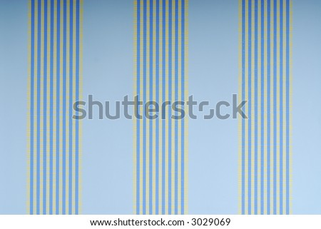 Wallpaper with light blue lines. You can use this picture as background. - stock photo
