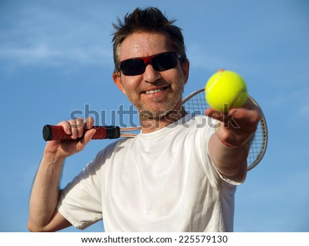 Wanna play? - stock photo