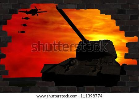 war - stock photo