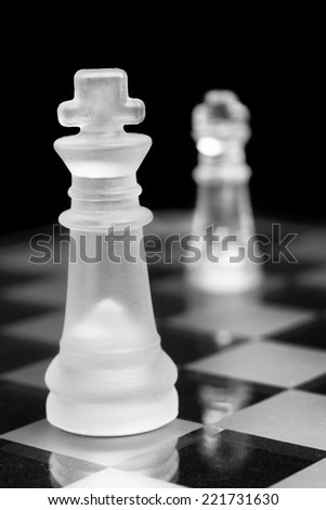 War is coming - stock photo