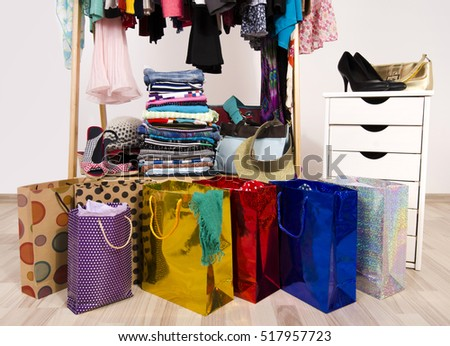 Shopping Spree Stock Images, Royalty-Free Images & Vectors ...