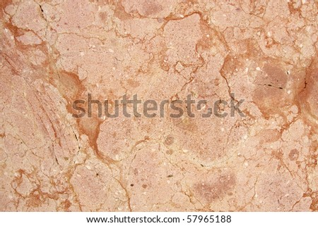 warm colored marble texture - stock photo