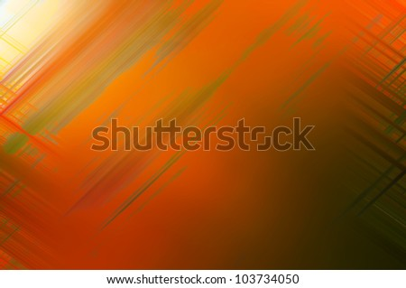 Warm degrade colors autumn pattern