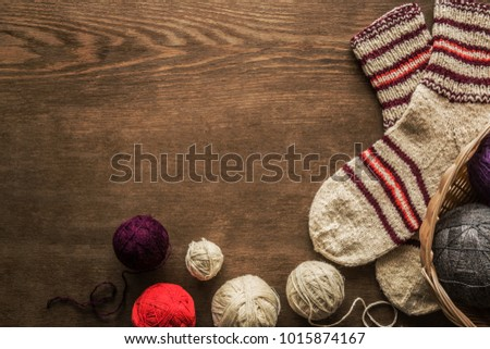 Grandmother Knitting Stock Images, Royalty-Free Images ...