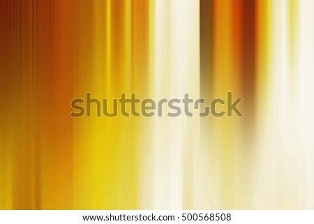 Warm yellow and orange abstract background