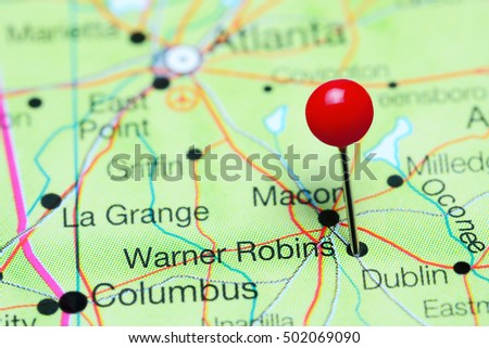Georgia Map Stock Images RoyaltyFree Images Vectors Shutterstock - Map of georgia usa