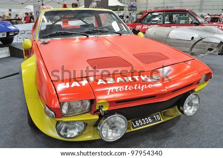 WARSAW MAY 29 Replica Fiat X 19 Stock Photo (Royalty Free) 97954340 on custom fiat abarth, fiat grande punto abarth, fiat strada abarth, fiat 126 abarth, fiat 131 abarth, fiat x-1, fiat spider abarth, fiat 600 abarth, fiat 500l abarth, fiat abarth racing, fiat 850 abarth,