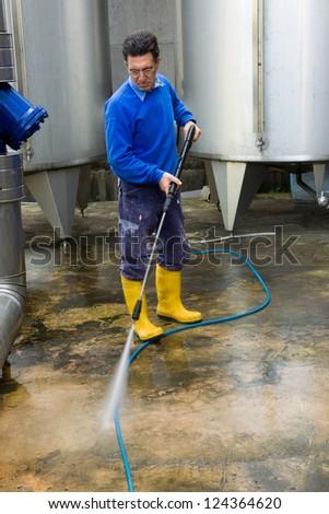 washing - stock photo