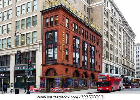 WASHINGTON DC - JANUARY 13, 2015: Madame Tussaud's Washington D.C. is a tourist magnet for Nation's Capital and a wax attraction that brings history and pop culture to life. - stock photo