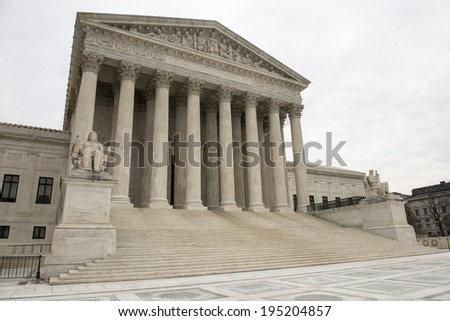 Washington DC US Supreme Court