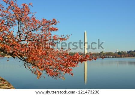 Washington Memorial - stock photo