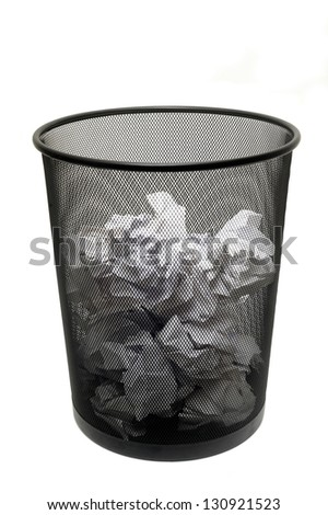 Waste Basket waste basket stock images, royalty-free images & vectors