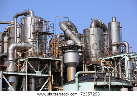 Waste oil disposal facilities