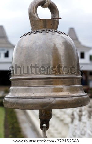 Wat bell - stock photo