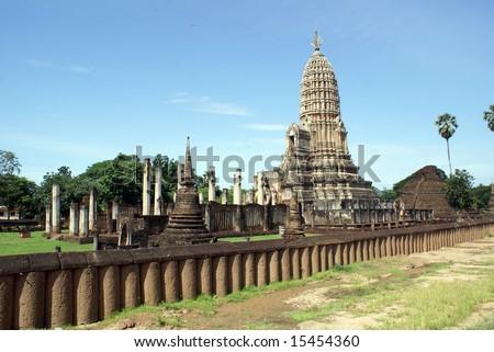 Wat Phra Si Ratana Mahaphat - stock photo