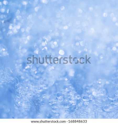 Water and water drop textures
