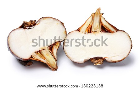 Water chestnuts - stock photo