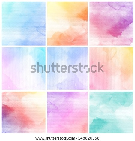 Water Color Background. Abstract Background. Grunge Background. Painting Background. Vintage Background. Art background. Hand draw painting background and texture. - stock photo