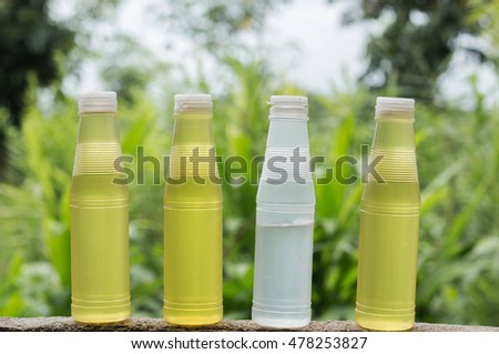 Water color May indicate that the juice is healthy herbal drink to thirst, body treatment . Decor or color to make it look appetizing . Either within the family or professional income . Soft focus.