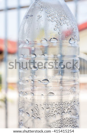 Water drops close up,Abstract background of waterdrop - stock photo