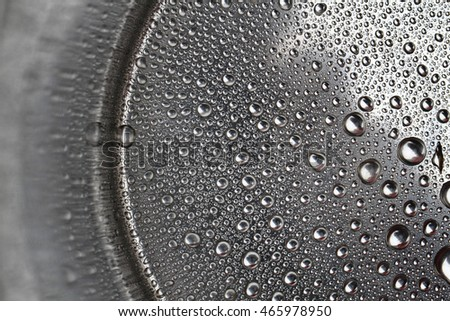 water drops texture as very nice background