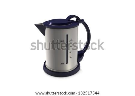 Water heater - stock photo