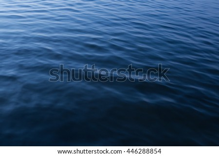 Water in lake texture  and background