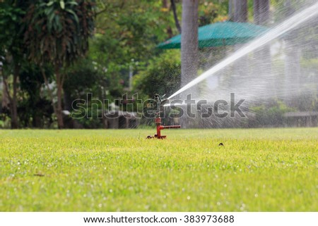 Water injection - the - park.