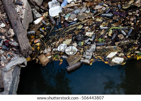 water pollution environmental