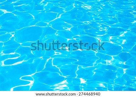 Water, pool, background. - stock photo