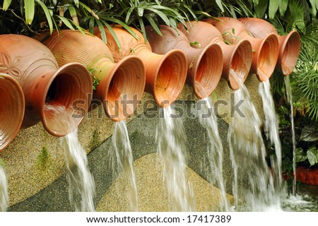 Water Pots Fountain