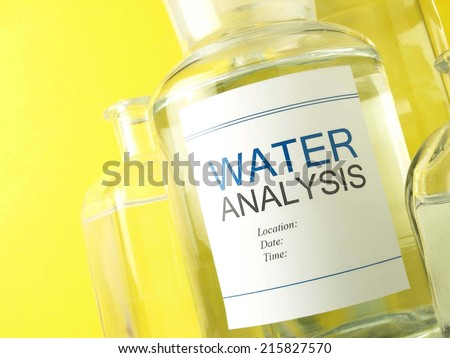 Water Quality Testing - stock photo