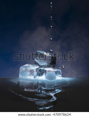 Water, steam and ice