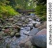 Water Stream - stock photo